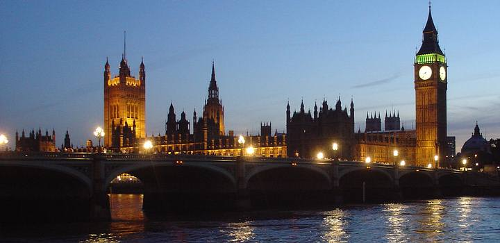 London Palace of Westminster, Big Ben